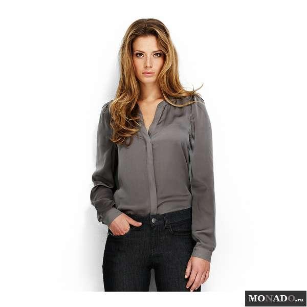 Блузка С Водопадом Доставка