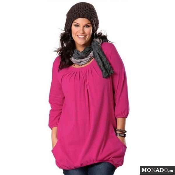 Блузка бирюзового цвета с доставкой