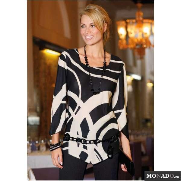 Модные Туники Блузки