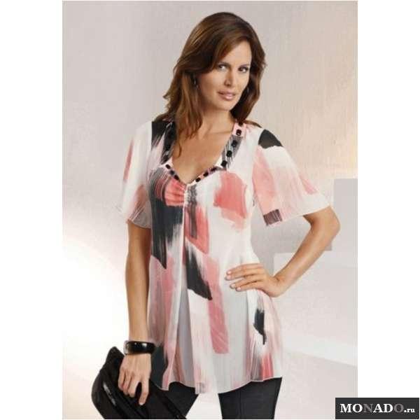 Блузки Для Женщин За 50 С Доставкой