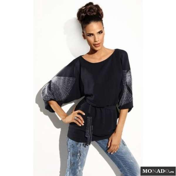 Купить Блузку Тунику С Доставкой