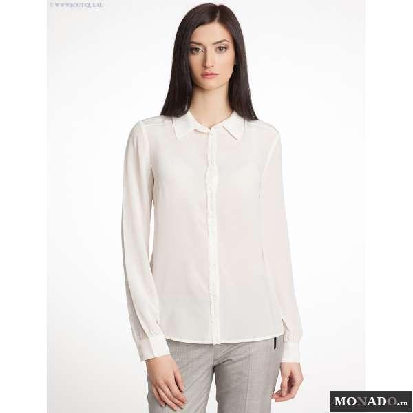 Блузки Белые Женские В Белгороде
