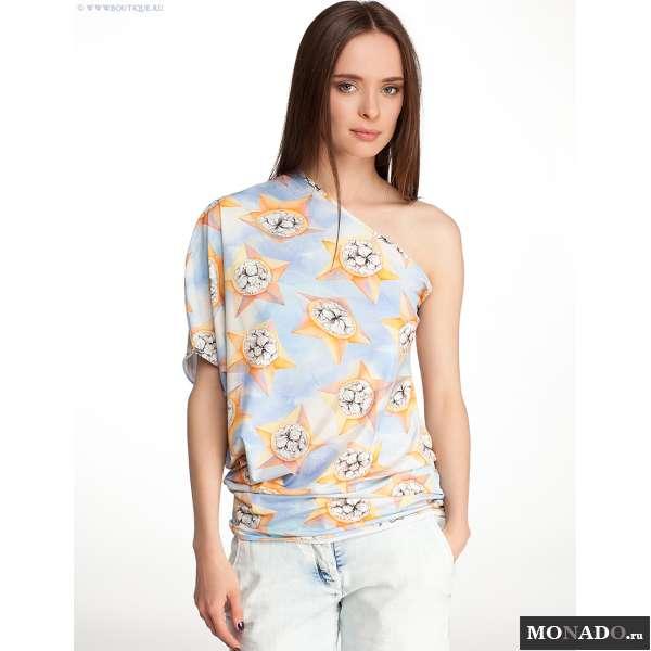 Блузка С Американской Проймой В Самаре
