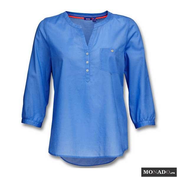 Женская Блузка Из Мужской Рубашки В Самаре