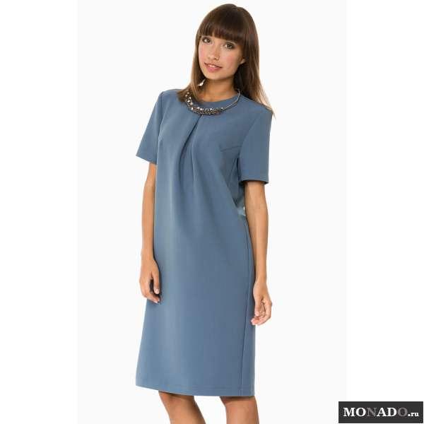 Как сшить платье прямое до колен 35