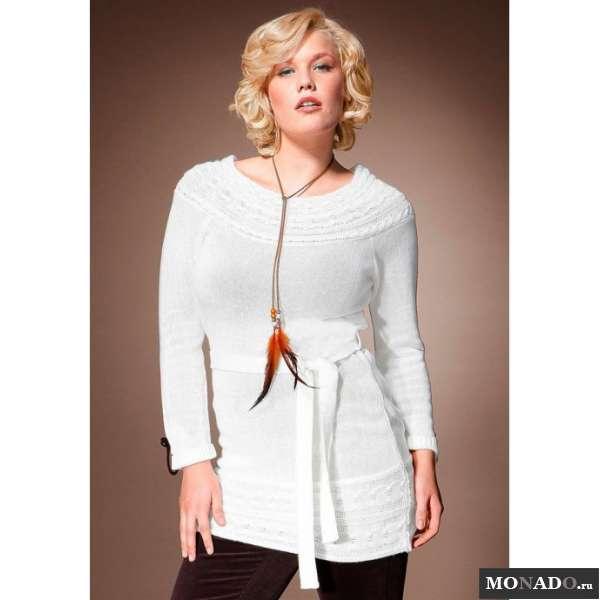 Удлиненный Пуловер Купить