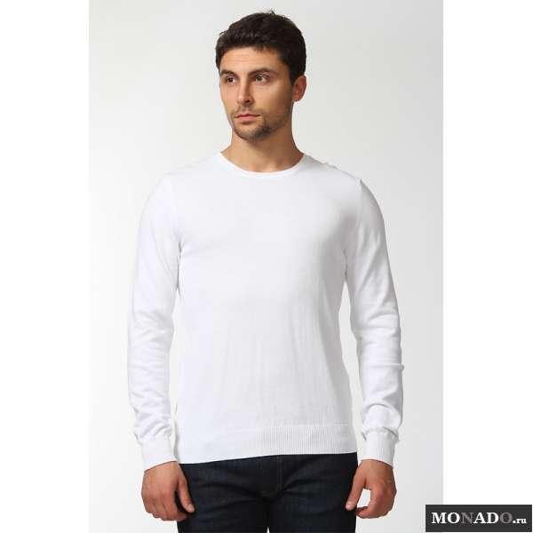 Белый Мужской Пуловер С Доставкой