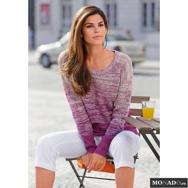 Вязаные Пуловеры Для Девушек Доставка
