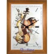 Настенные часы Lowell Low11159