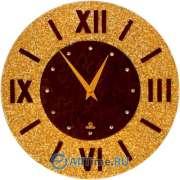 Настенные часы Glass Deco DGC-R-G1