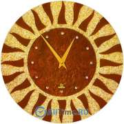 Настенные часы Glass Deco DGC-R-L2