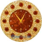 Настенные часы Glass Deco DGC-R-B2