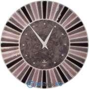 Настенные часы Glass Deco DGC-R-D3