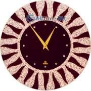 Настенные часы Glass Deco DGC-R-L6