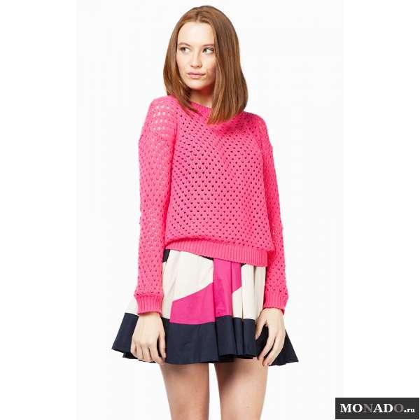 Розовый Пуловер Доставка