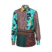 Блуза P.A.R.O.S.H. PA741EWIT878 (BERTILL)